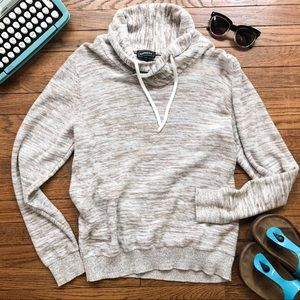 NWOT Express Oatmeal Heather Chill Sweater